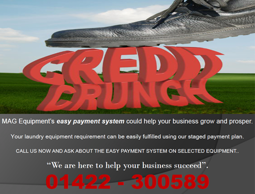MAG Equipment's easy payment system could help your business grow and prosper