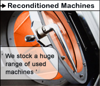 Primus, Giabau, Huebsch, Schulthess, Ipso, Maytag, Whirlpool Commercial Reconditioned Washing Machines & Dryers