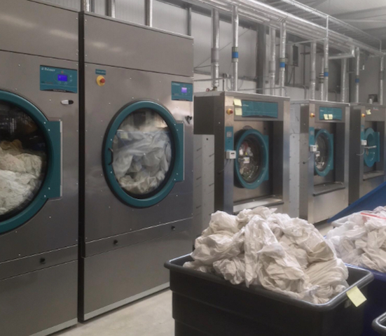 Laundry Equipment, Commercial Washing Machine, Commercial Laundry,  Commercial Dryers - Mag UK