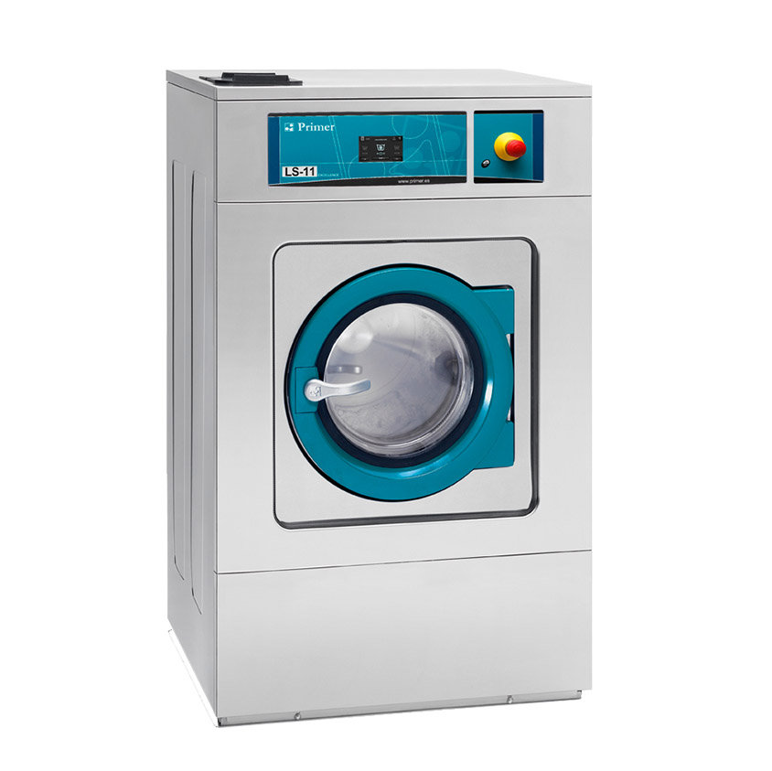 Primer LS high spin 19kg commercial washing machine